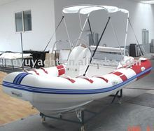 inflatable RIB boat/ sports boat with CE approval
