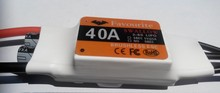RC boat 40A brushless ESC