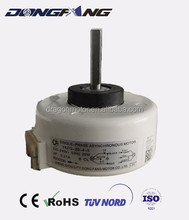 Axial Type Water Air Cooler Swing Split AC Fan Motor