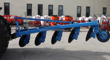 types of disc plough
