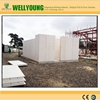 Wellyoung keep warm and fire resistant MgO polyurethane sip boards