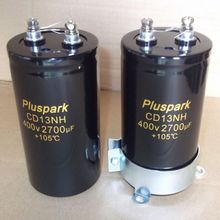 2700uF 400V Electrolytic capacitor ,screw terminal,85C CD13