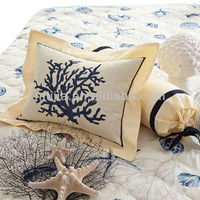 100% cotton embroidery sofa cushion covers