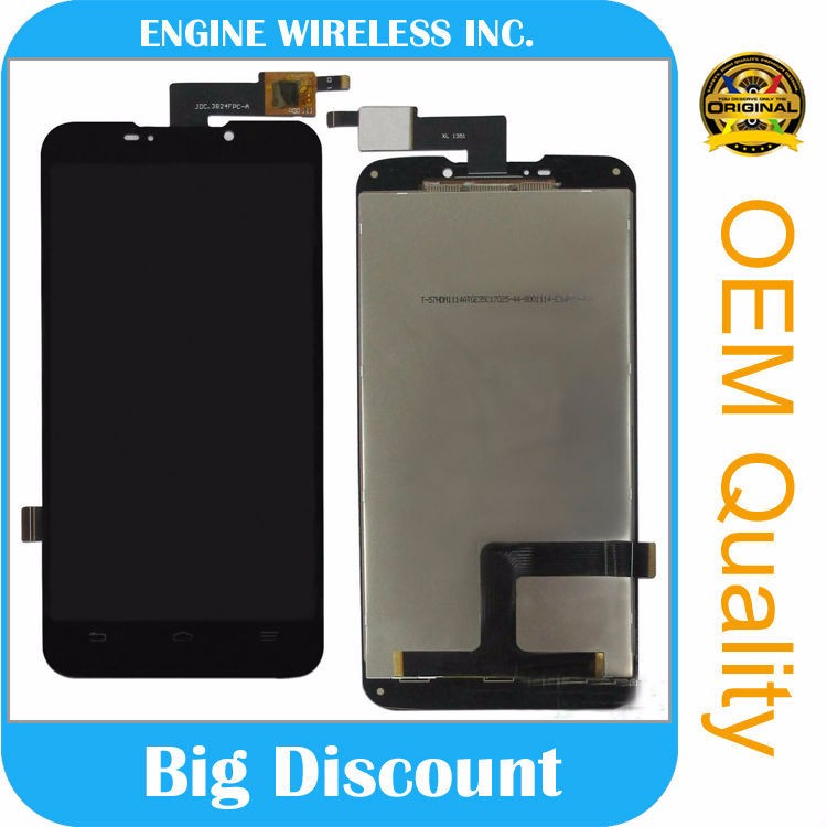 mobile phone lcd replacement lcd for zte blade q mini lcd touch screen