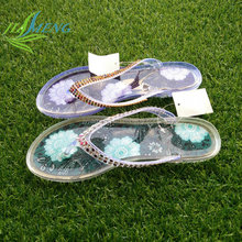 ladies jelly sandals beach shoes jelly shoes for adults