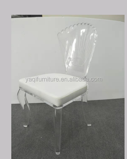 Hot Selling High Quality  Clear Acrylic Chair