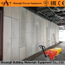 60mm thickness eco-friendly lightweight patented product foam concrete panel