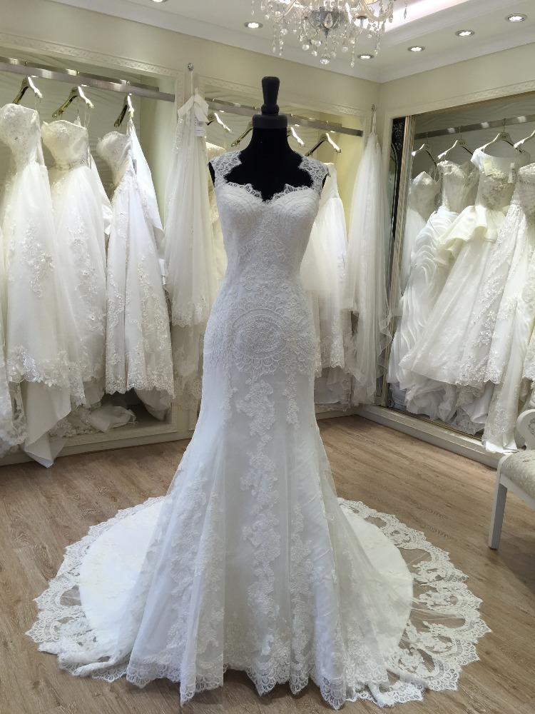 Wedding Dresses  Made In : Mermaid wedding dress made in china buy cheap dresses