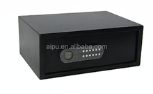 AIPU digital safe lock hotel safety box/safe box/Electronic safe box DHB