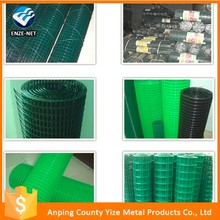 China Manufacturers 4x8 and 6x10 size pvc coated welded wire mesh sheet