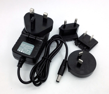 1500ma 6v ac power adapter for England