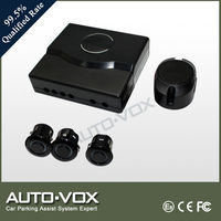Car video parking sensor compatible with any car camera