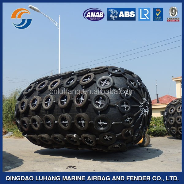 High Quality Good Price Pneumatic Marine Rubber Fender