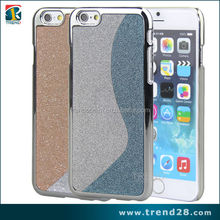 bling mobile phone cover for iphone 6, rhinestone bling cell phone case cover