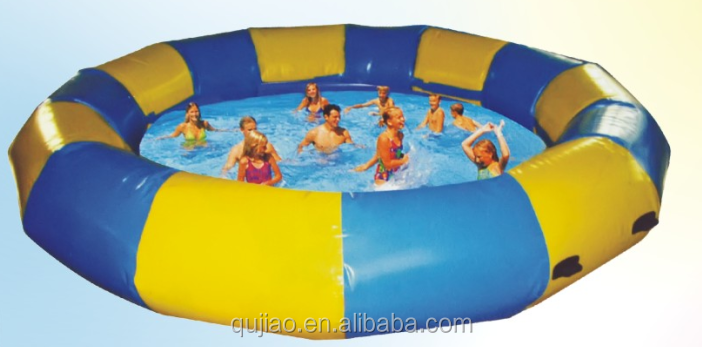 2017 New Design Round Inflatable Swimming Pool