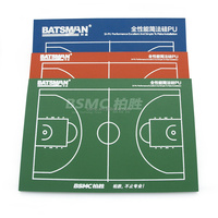China Outdoor Basketball Court Sports Flooring