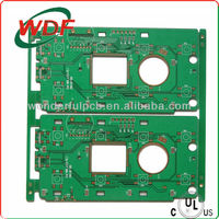 Quick Turn Fr4 Circuit Board / Rohs Pcb Board / 94v0 Pcb
