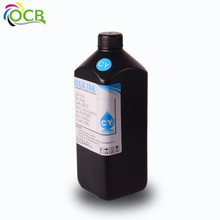Ocbestjet Curable LED UV Inkjet Printer Offset Printing Ink For Ricoh Gen4 Gen5 GH2220 Inkjet Printing Printhead