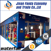 CHINA automatic car wash machine price, cleaning equipment for cars, truck wash
