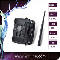 "Wholesale 12MP Digital Hunting Camera, Trail Camera, Scouting Camera 2.0"" Color Display 32GB Memory Card"