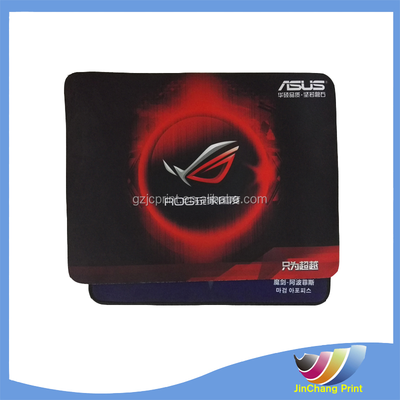 Computer accessory anti-slip/comfortable ergonomic gaming mousepad