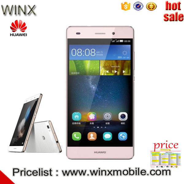 5.0 Inch Mobile Phone Original Huawei P8 Lite Dual SIM 16GB 2200mAh Battery latest cellphones unlocked for new products 2016