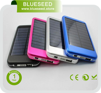 15000mah Solar Power Bank Powerbank Waterproof Portable Mini Battery For Mobile Phone