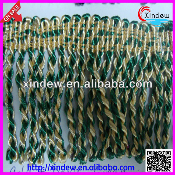Tassel fringe for curtains,decoration,home-textile
