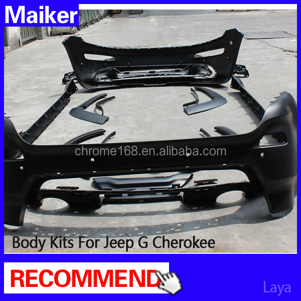 Body Kits for Jeep Grand Cherokee body kits 2011 from maiker