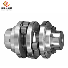 Spline shaft coupling drive shaft coupling cnc machining coupling