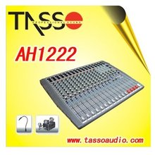 Pro sound Audio mixing console AUAL AH1222