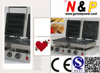 Electric lolly and heart shape waffle maker Model EB-L5