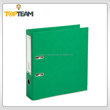 Factory price colourful hard cover lever arch file folder,pp/pvc/paper box file lever arch file,printed lever arch files