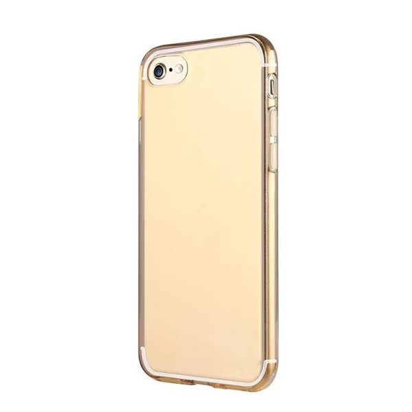 Best selling mobile phone case for iphone 7, clear transparent crystal tpu phone shell