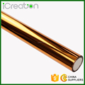 Coppery Gold Hot Stamping Foil Roll for Plastic/PVC/Chair/Decoration/Cup/Accessories in Stock, Low Price and Good Quality