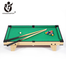 cheap wholesale china snooker game children mini pool table with accessories