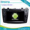 Best Quality android 6.0 8 core Touch Screen Car DVD GPS for Mazda 3 with 4g wifi