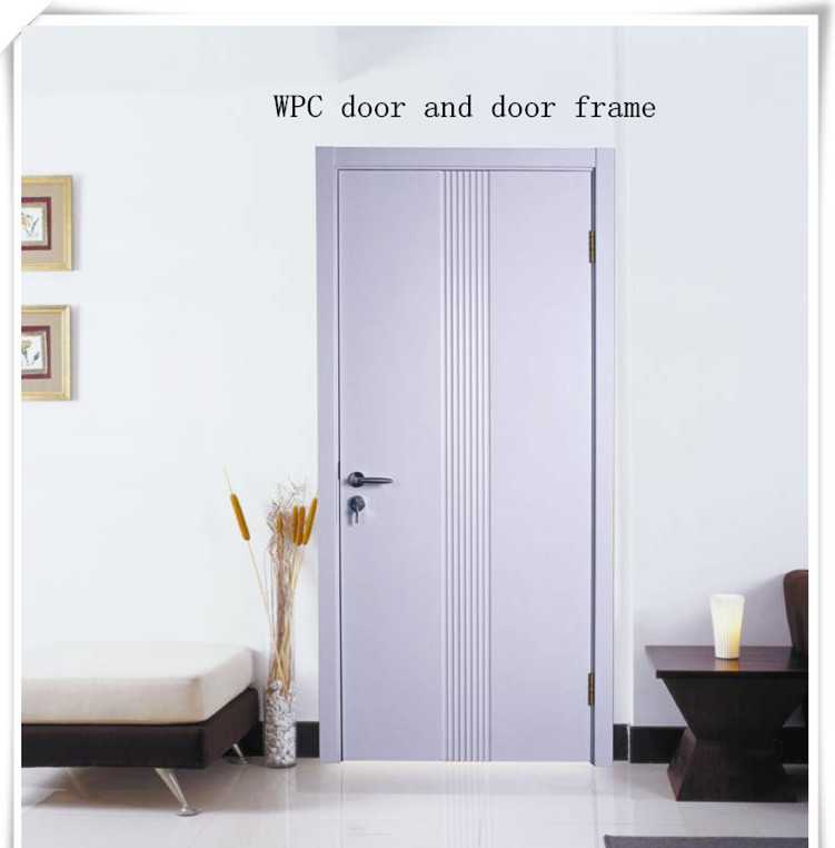 Pvc Door Frame Detail : Pvc wpc door name plate with high quality frame