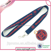 high quality new design custom cute patterned lanyards