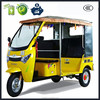 Electric Tricycle with 60v 1200w Motor for Passenger