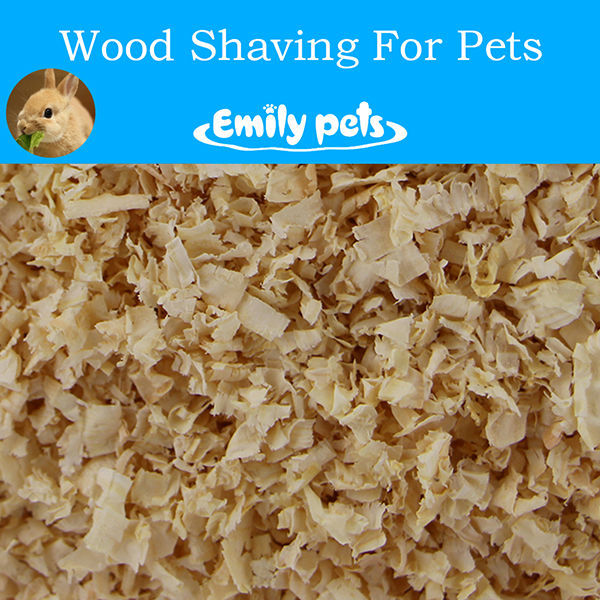 Emilypets birch wood shavings for small animals