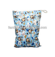 2013 new print cloth diaper bag for baby