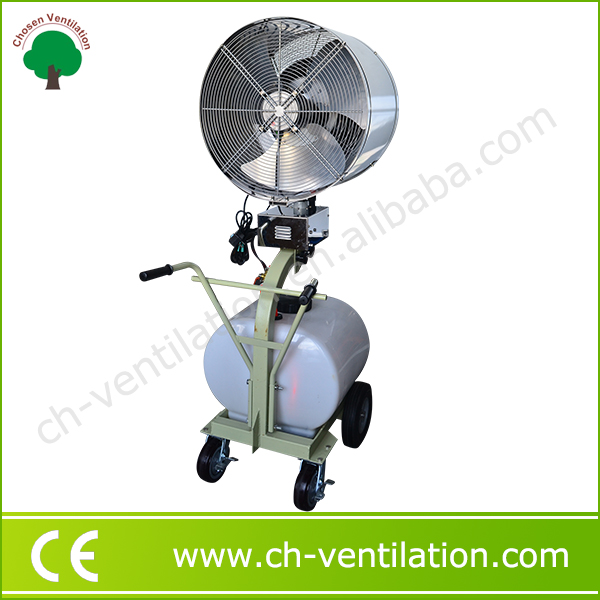 High Efficiency Low Power Consumption industrial outdoor mist fan