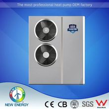 Instant heating and hot water heat pump dc inverter european style copelan compressor heatpump
