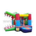 Most popular inflatable bouncer jumper castle bounce house A1143