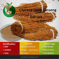 100% Organic Chinese Herb Ginseng Extract