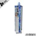 Rotating Acrylic Cell phone accessory display acrylic mobile phone accessories display rack