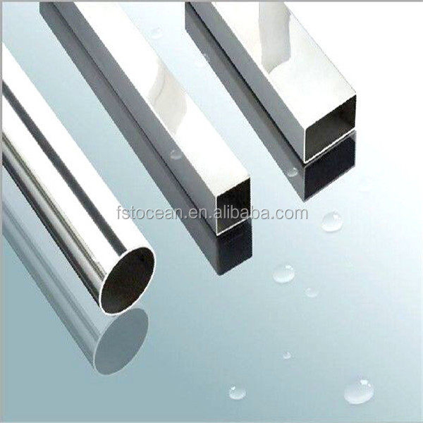 foshan 304 430 series 2B stainless steel pipes low price