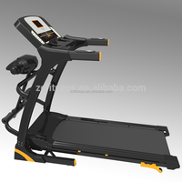 Gym Bodybuilding Multifunctional home treadmill 1.5/mini electric treadmill