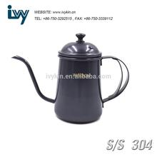 Stainless steel coffee pot for salon,hotel,home or promotion mugs funny style